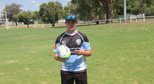 Narrabri Blue Boar Blake Ryan will play for the NSW Country under-16 side during a tour of Italy in April.