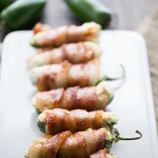 Bacon Wrapped Stuffed JalapeñOs Recipe