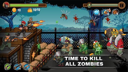 Ảnh chụp màn hình Zombie Legends mod full