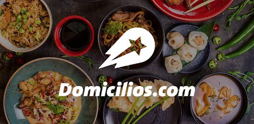 Domicilios.com - Order food app (apk) free download for Android/PC/Windows screenshot