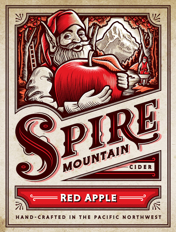 Logo of Spire Red Apple