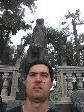 Photo: Hearst Castle - I was trying to get the Egyptian statue face