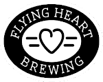 Logo for Flying Heart Brewery