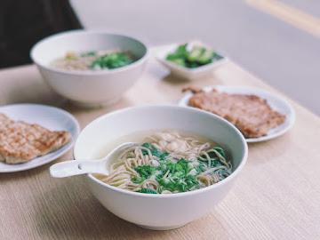 文湖21雞湯麵