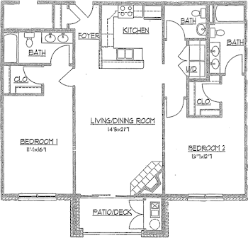 Go to The Sundew Floorplan page.