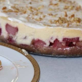 Rhubarb Cheesecake Cream Cheese Recipes