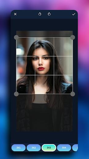 Nine Grid Crop For Instagram 4.3 screenshots 2