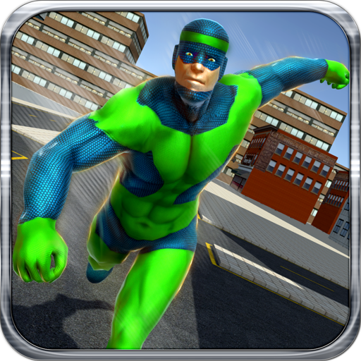 New Superhero City Fighter Home Coming