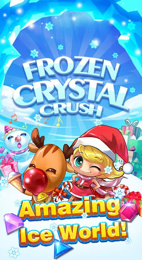玩免費休閒APP|下載Frozen Crystal app不用錢|硬是要APP