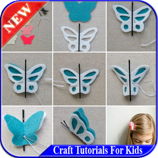 ... Kerajinan tangan anak tutorial screenshot 6 ... 71fb13916c