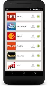 Radio Belgium screenshot 2