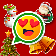 Christmas Stickers for WhatsApp, WAStickerApps