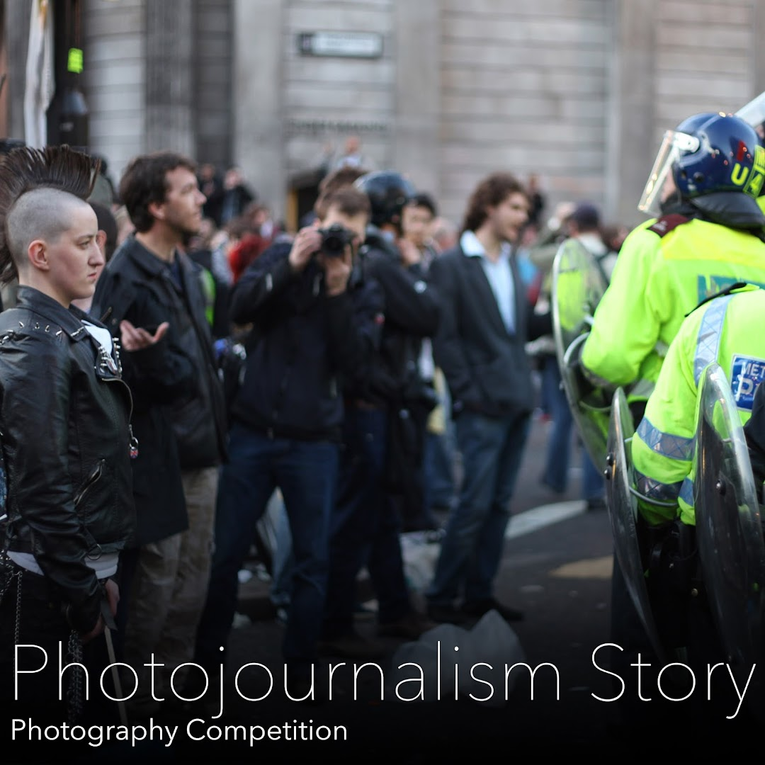 Competition Photojournalism Story