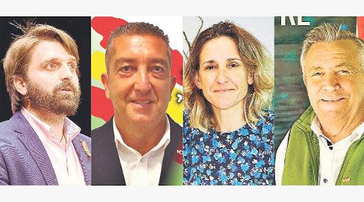 Vox en Almería: cuatro candidatos se disputan la dirección