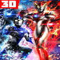 Ultrafighter3D : RB Legend Fighting Heroes icon