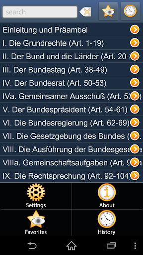 【免費書籍App】Constitution of Germany-APP點子