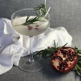 Rosemary Gin Gimlet.