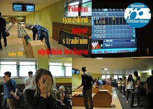 Photo: Pololetní vysvědčení spojené s tradičním odpoledním bowlingem (BOWLING PARK Ostrava, čtvrtek 28. leden 2016).