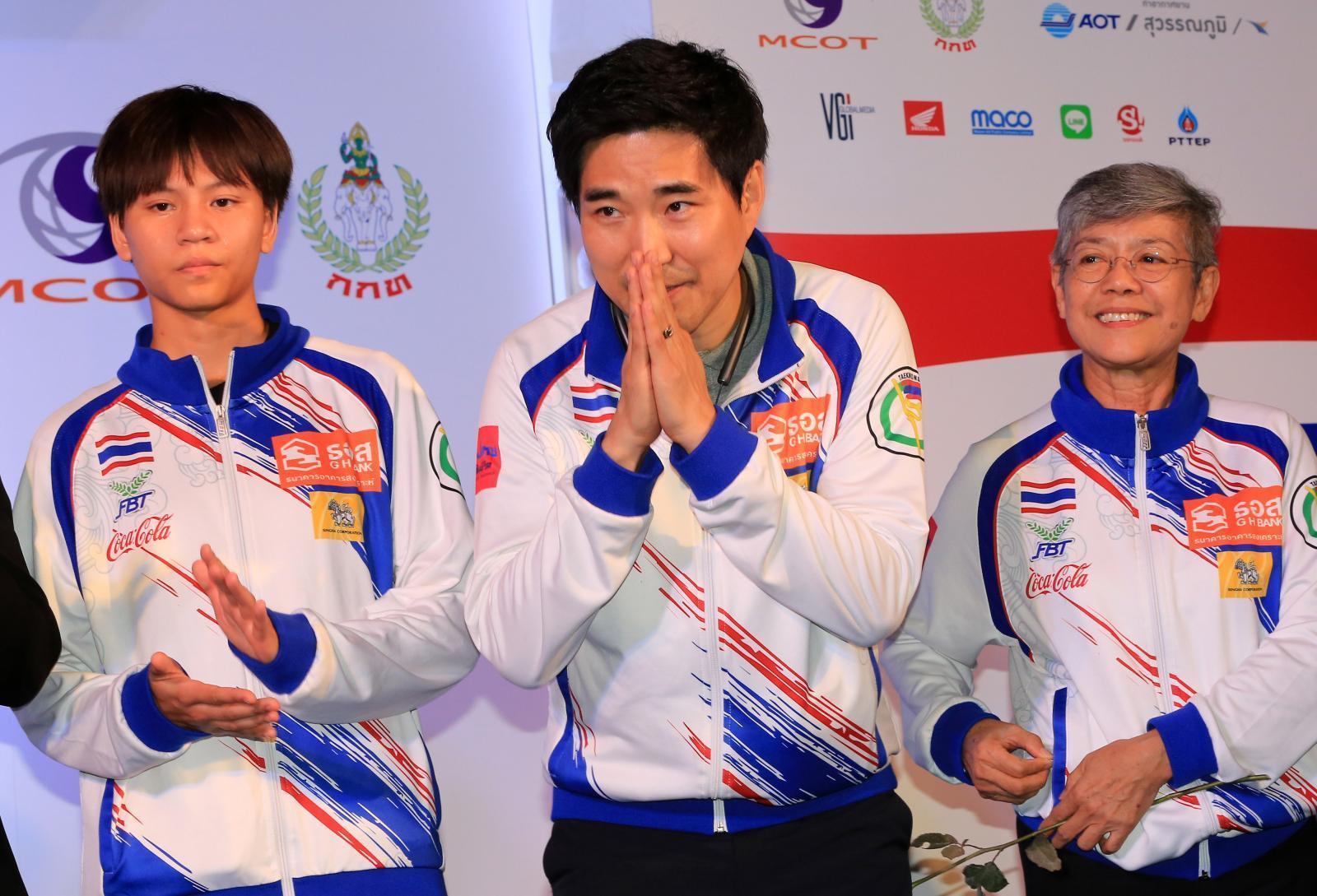 โค้ชเช โค้ชผู้สร้างชื่อเสียงเทควันโดไทยให้ดังสู่สายตาชาวโลก  02