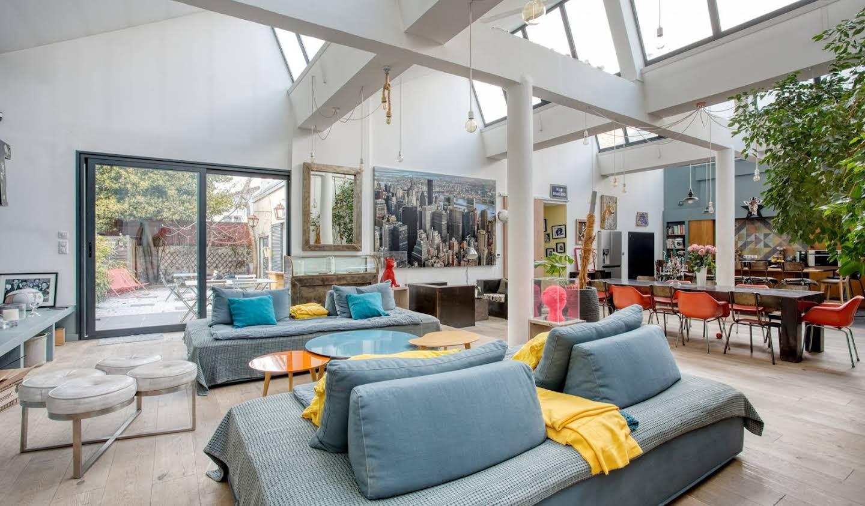 Loft avec terrasse Neuilly-Plaisance