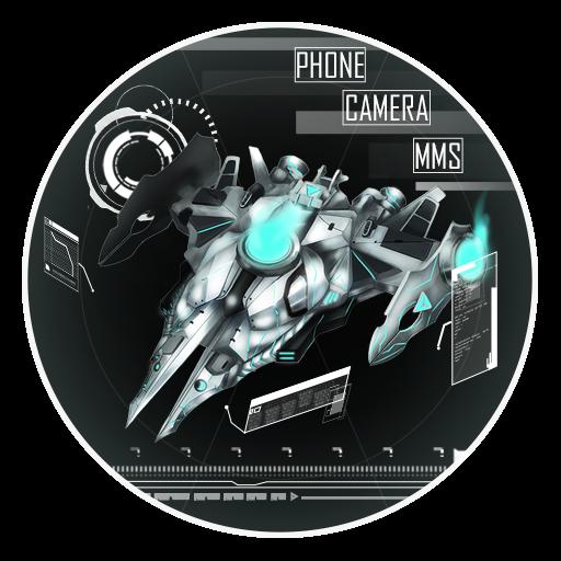 Spaceship Dark Theme