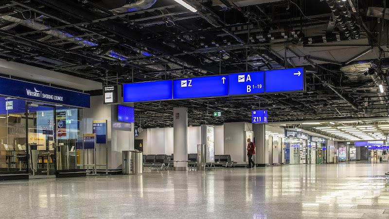 Aeroporto al tempo del covid di Adri-Mugna