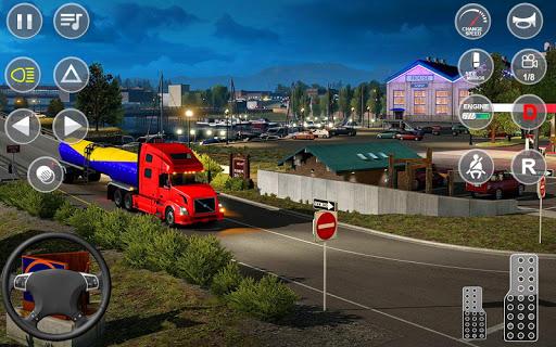 Oil Tanker Transport Game: Free Simulation screenshots 4
