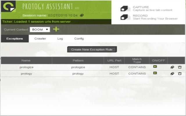 Protogy Assistant