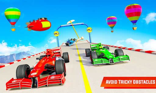 Formula Ramp Car Stunt Racing: GT Car Stunts Games apkdebit screenshots 3