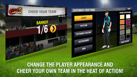 World Cricket Championship 2 1.2 screenshot 175644