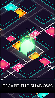 Go Ahead – Challenging Geometric Logic Puzzle Gameのおすすめ画像1