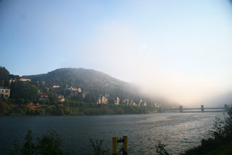 Photo: A cloud/fog suddenly rolls in
