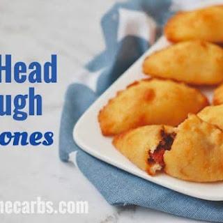 Fat Head Dough Calzones.