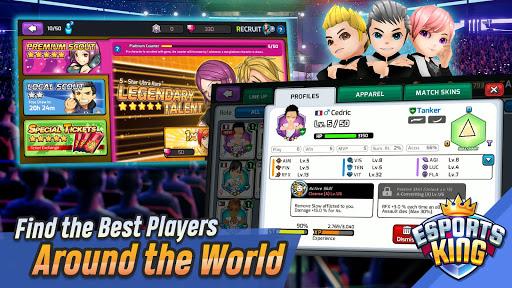 Esports King: Esports Manager Simulation 1.3.0 screenshots 4