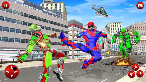 Superhero Robot Speed Hero apkpoly screenshots 6