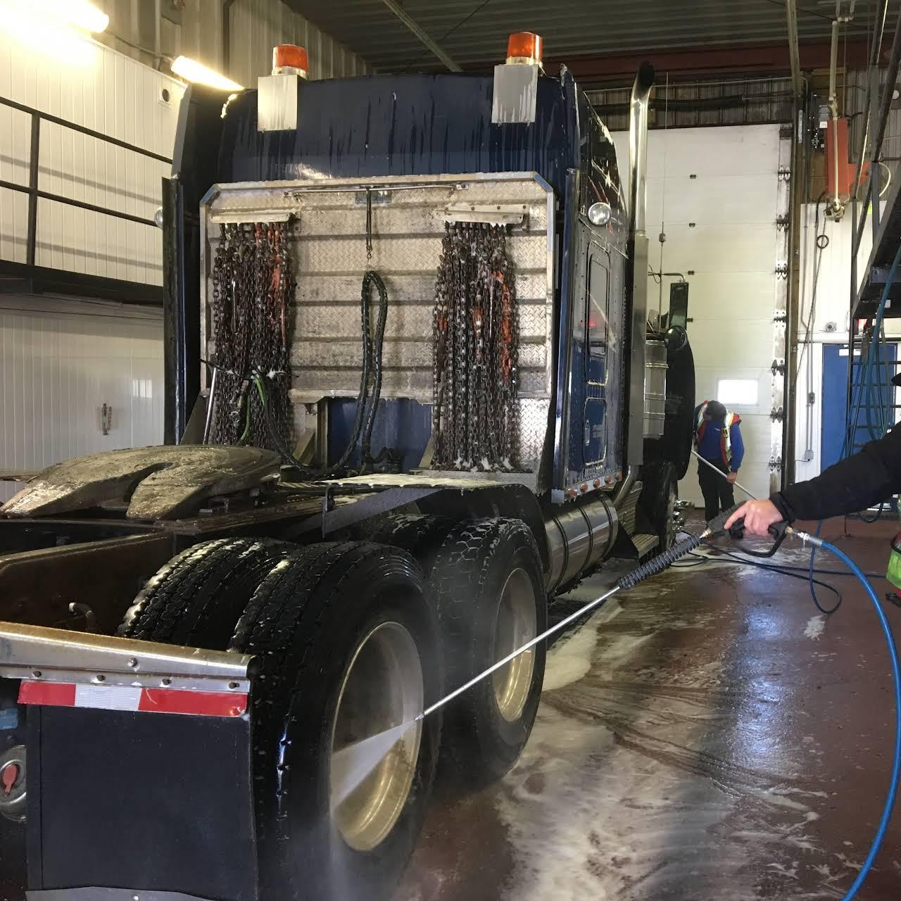 18 Wheeler Truck Wash - Best Image Truck Kusaboshi Com