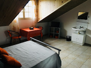 chambre volcan