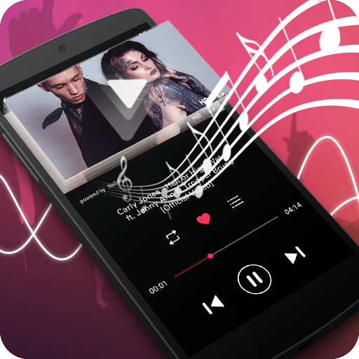 Free Music Player for YouTube (app)