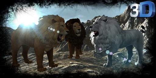Angry Lion Simulator