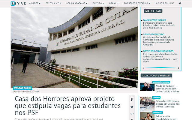 Casa dos Horrores de Cuiabá
