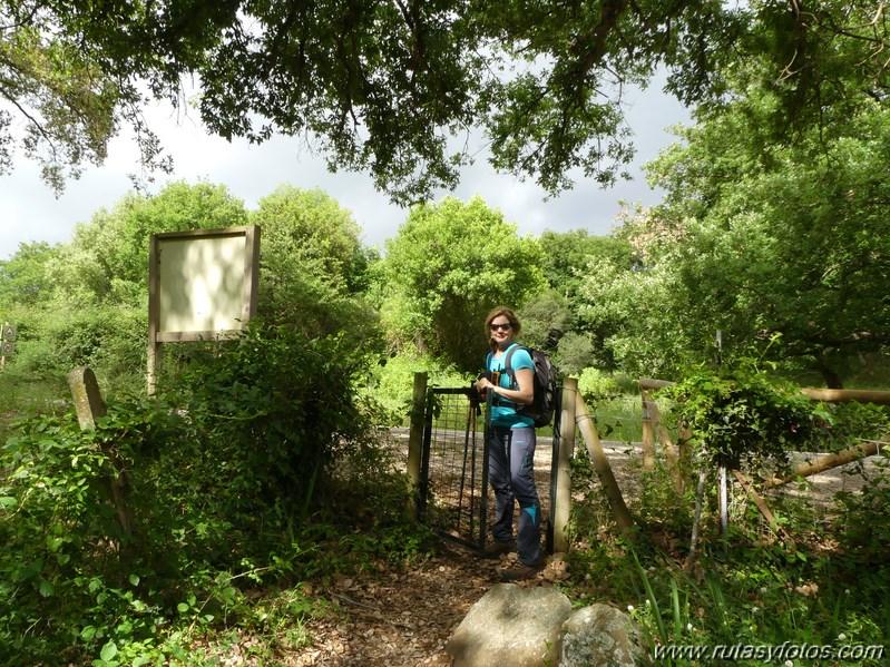 San Carlos del Tiradero - Canuto del Risco Blanco - Cruz del Romero - Arco del Niño