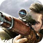 Sniper 3D Strike Assassin Ops - Gun Shooter Game icon
