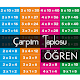 Carpım Taplosu Öğren Download on Windows