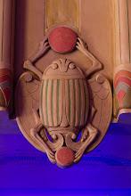 Photo: Fox Theatre Scarab Beetle