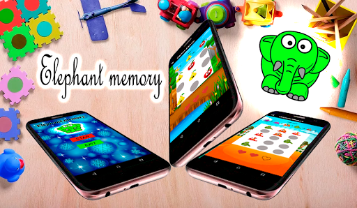 Elephant memory screenshot 1