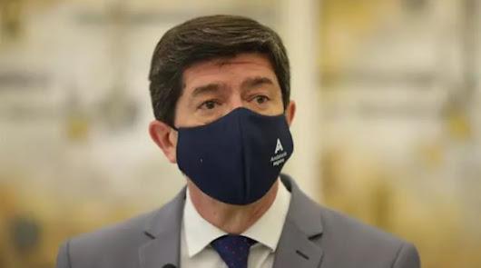 Este viernes habrá nuevas restricciones en Andalucía si no se contiene el virus