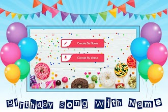 Birthday Song With Name Maker – B'day Wish 1 1 latest apk download