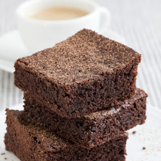 Insanely Good Chocolate Brownies.