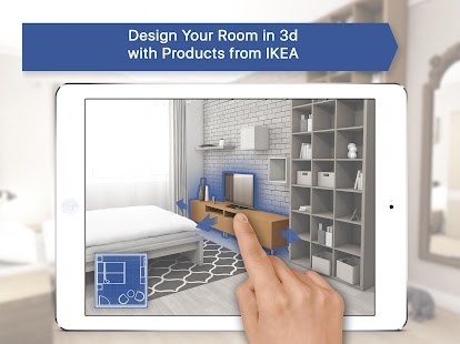 ICanDesign For IKEA Home Interior Room Planner Screenshot Thumbnail