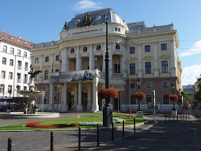 Photo: Bratislava, Slowakisches Nationaltheater